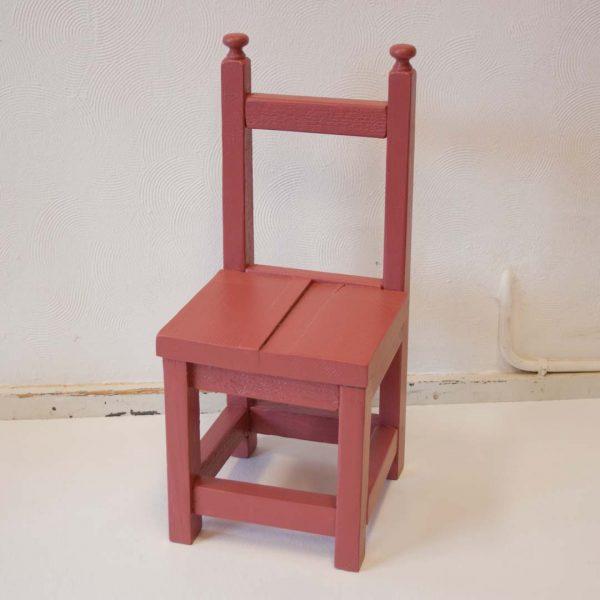Kinderstoeltje Roest Rood