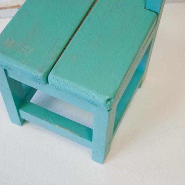 Kinderstoeltje Turquoise