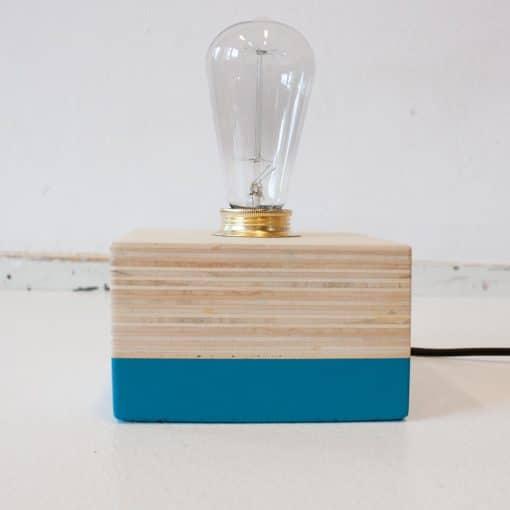Trendy tafellamp, Layer Light Cube