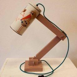 Ikea tafellamp - Speelse tafellamp - Vintage Lichtblik Fabeltjeskrant