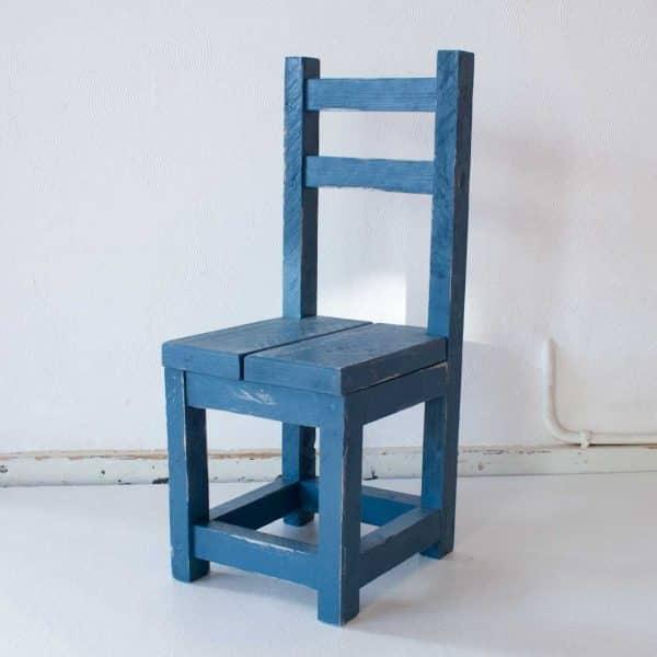 Kinderstoeltje Petrol Blauw