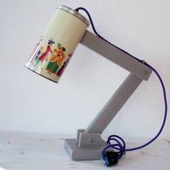 Vintage Tafellamp - Vintage Lichtblik Old Fashion