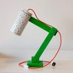 Betaalbare tafellamp - Vintage Lichtblik Sprinkles