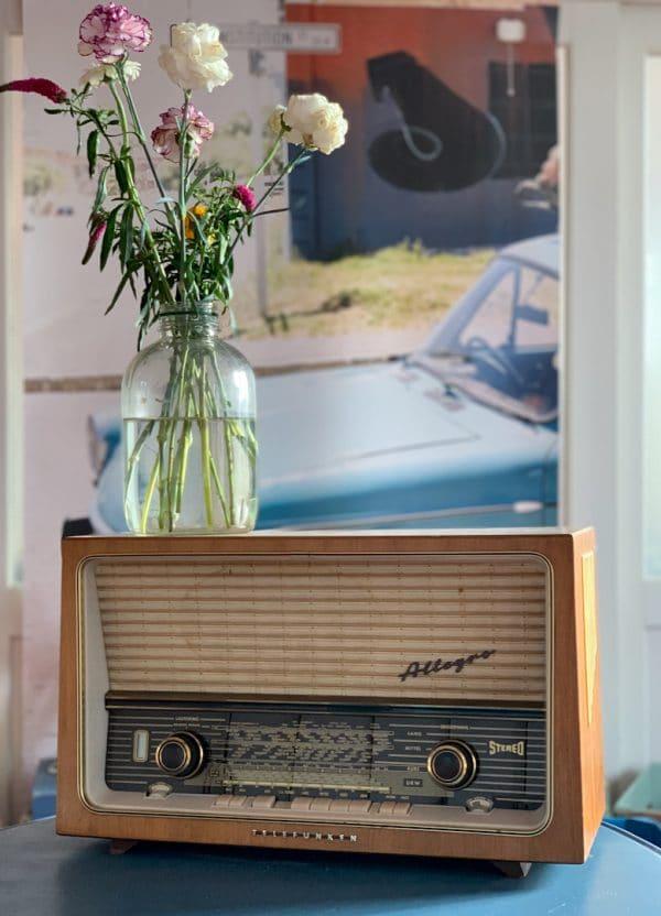 Buizenradio Allegro