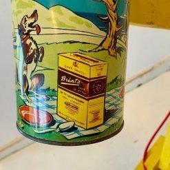 Vintage Lichtblik Brinta
