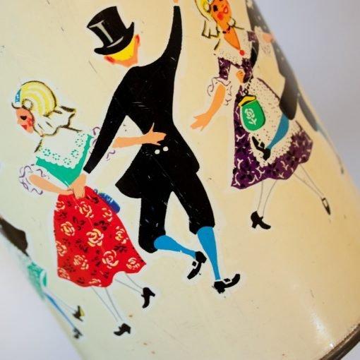 Vintage Lichtblik Mag ik deze Dans?
