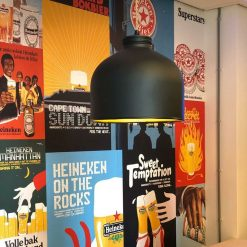 Heineken Have a Light in de kleur Metropolis Grey