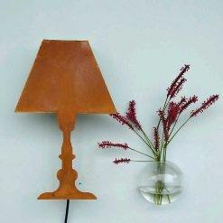 Lampjes Lamp Wandlamp Ongelakt
