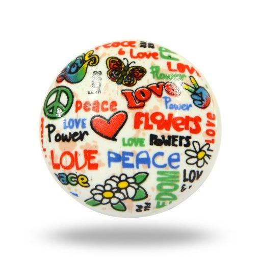Ceramic Woodstock Knob