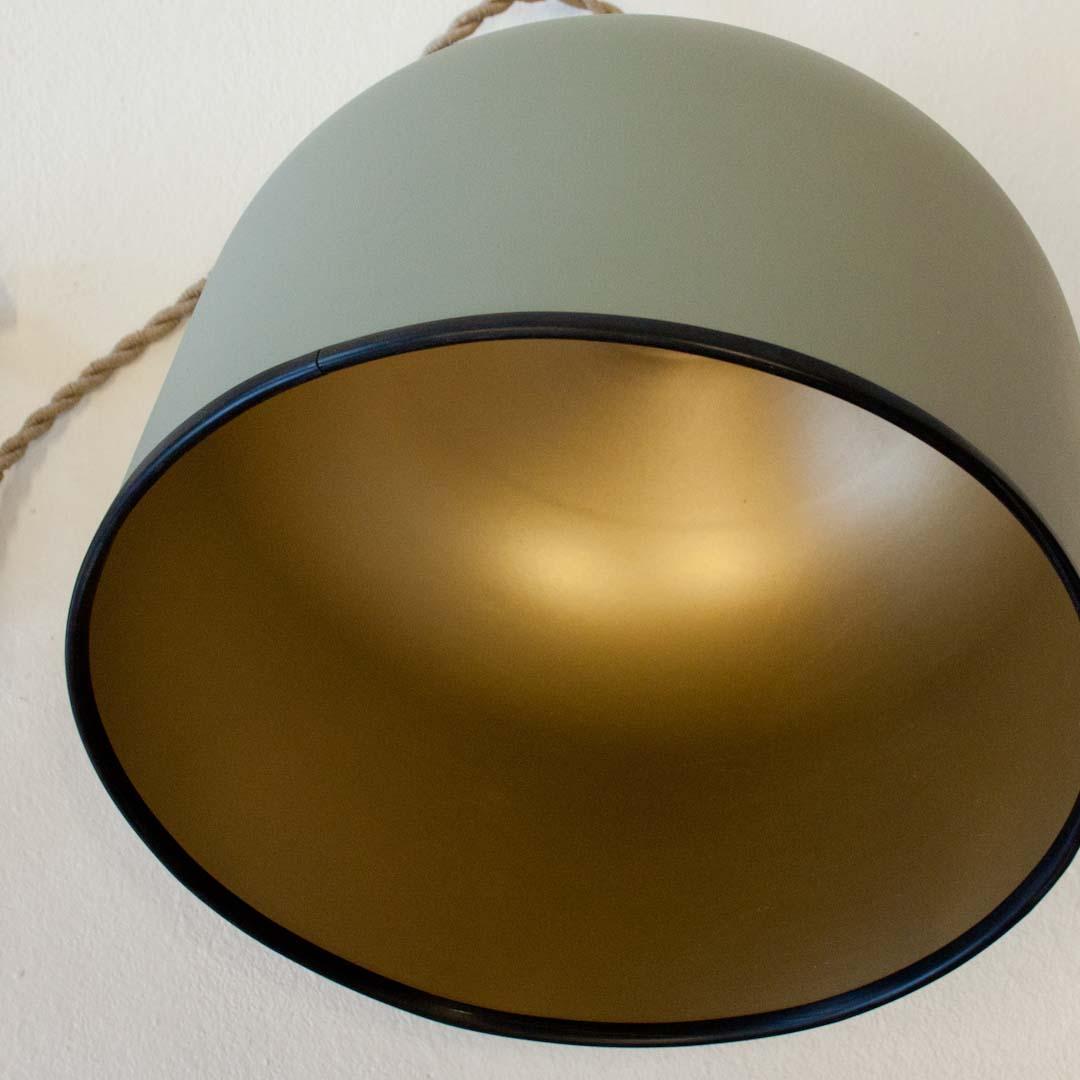 Bijzondere hanglampen - Have a Light (Green Large)