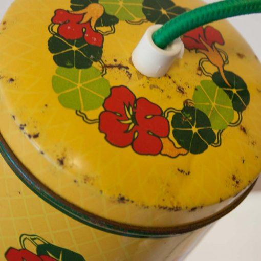 Vintage Lichtblik Flower Green