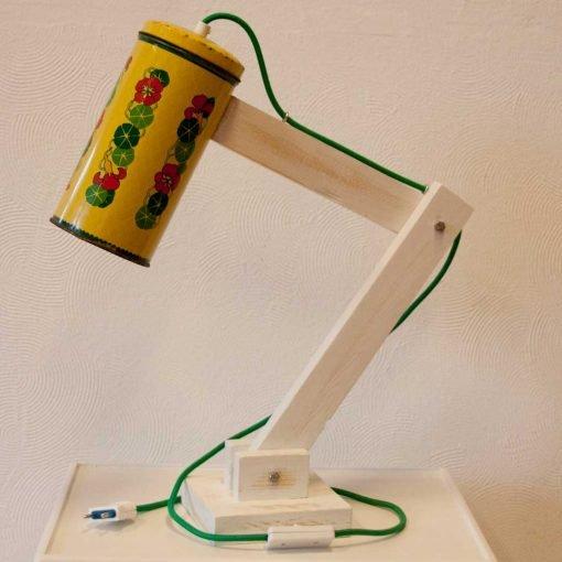 Tafellamp voor in de keuken - Vintage Lichtblik Bakery
