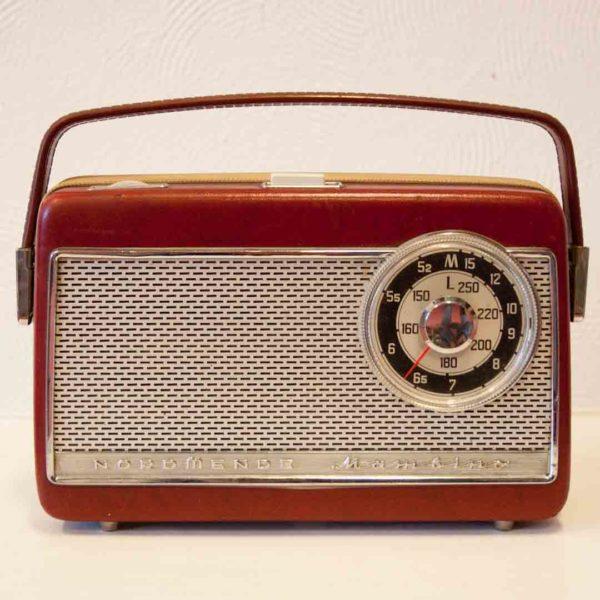 Transistor Mambino Red