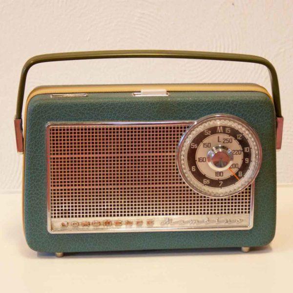 Transistor Nordmende Blue