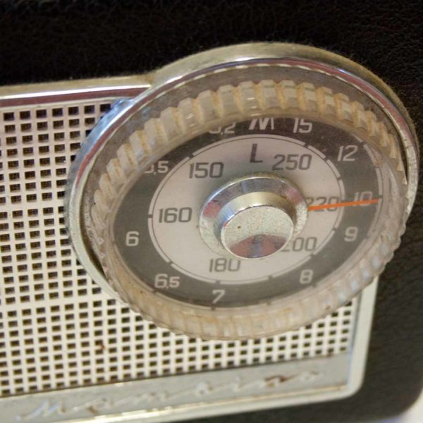 Transistor Mambino Black