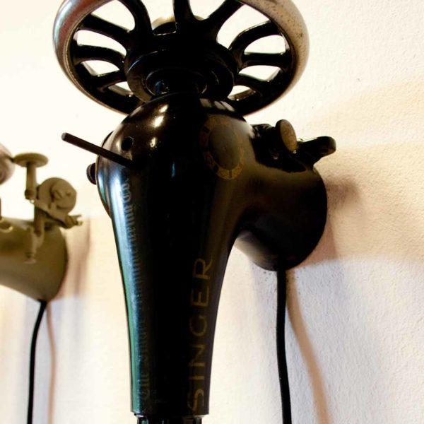 Industriële wandlamp - Sfeervolle verlichting - Tailor Light Singer