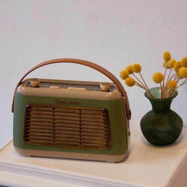 Transistor Schaub-Lorenz Groen