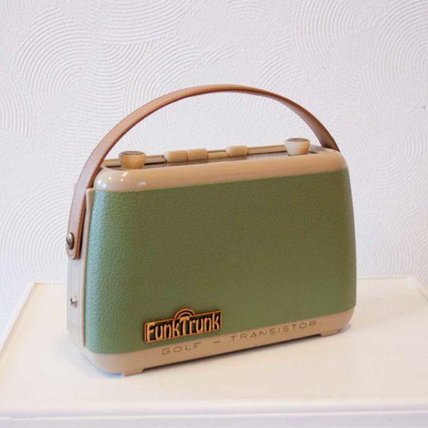 Transistor Schaub-Lorenz Green