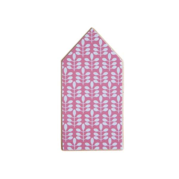 Huisje Roze