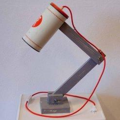 Verstelbare tafellamp - Vintage Lichtblik Bakery