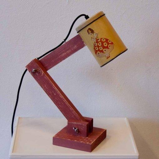 Tafellamp voor kinderen - Vintage Lichtblik Paula