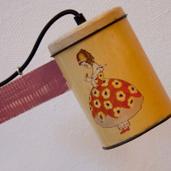 Vintage Lichtblik Paula