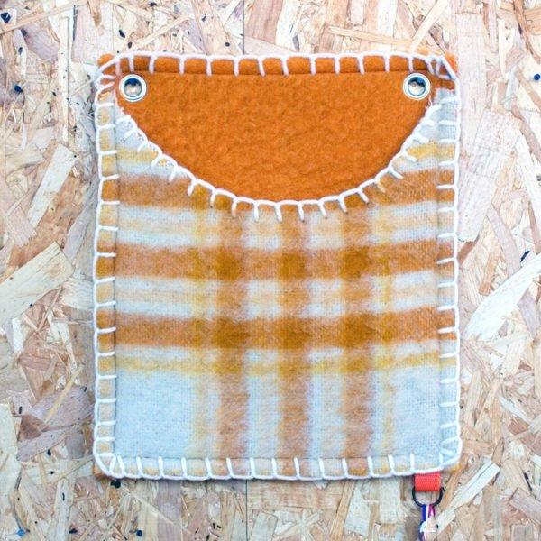 Wandzak Oranje/Bruin